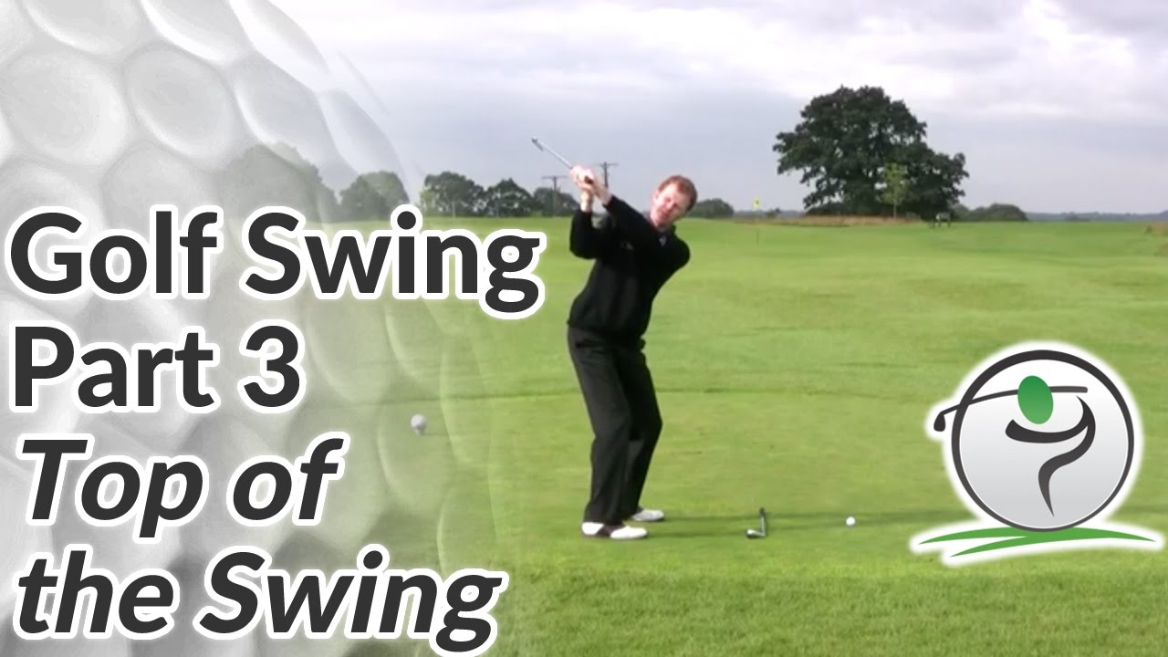 Keep Left Arm Straight - Illustrated Golf Swing Thought (Swing Key)