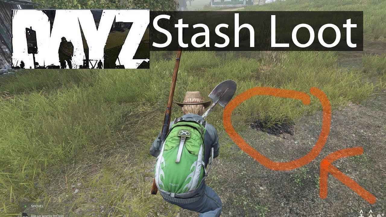 DayZ Xbox One How Long Stashes, Gear Stay Buried