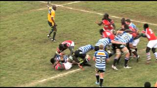Friendly Match between Kenya and Western Province (South Africa)