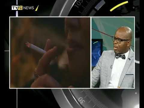 Ehi Iden Speaks on World No Tobacco Day