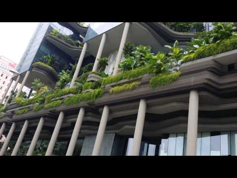 Singapore - Park Royal hotel