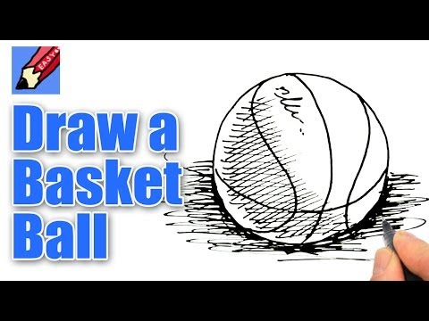 how-to-draw-a-basketball-real-easy