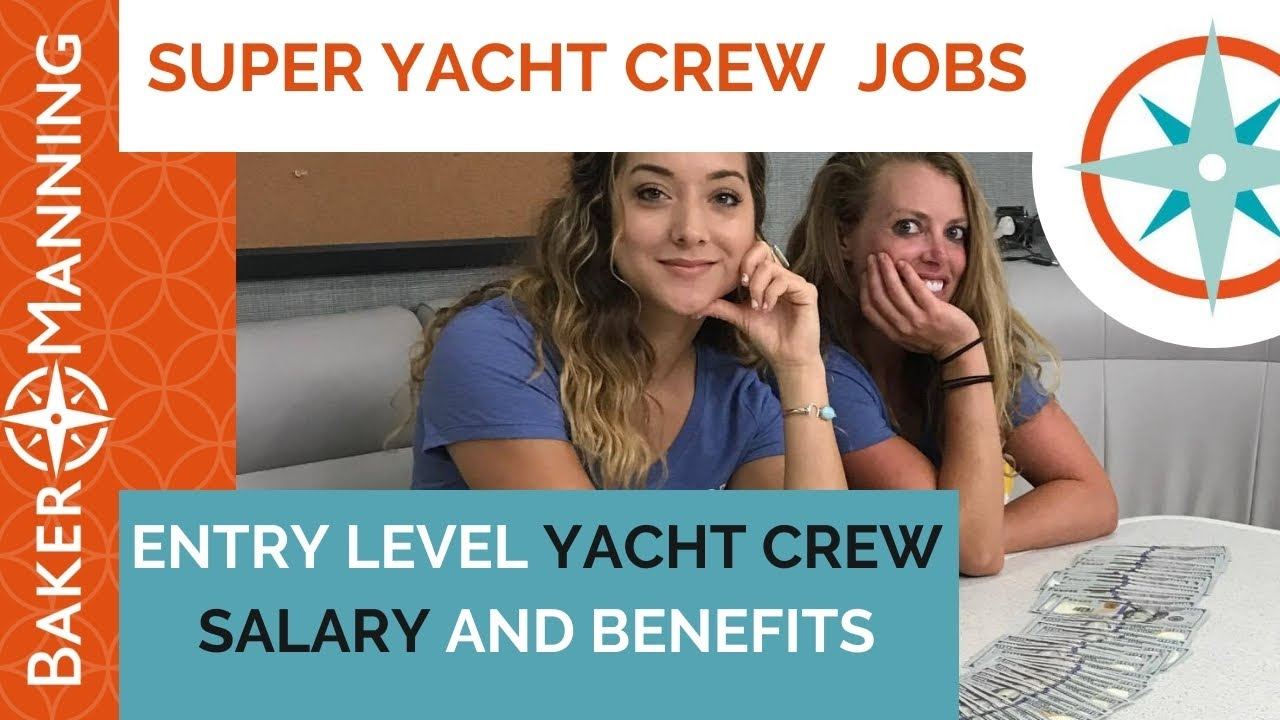 Is A Yacht Stewardess Salary Higher Than Yours Bakermanning Com