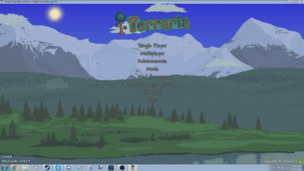 How to Download & Install tModLoader for Terraria 1 3 4 4