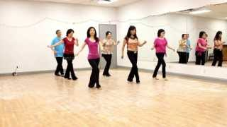 Come Crawl With Me - Line Dance (Dance & Teach in English & 中文)