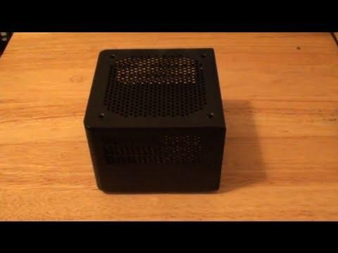 Butterfly Labs BitForce FPGA SHA256 Single Bitcoin Mining Rig