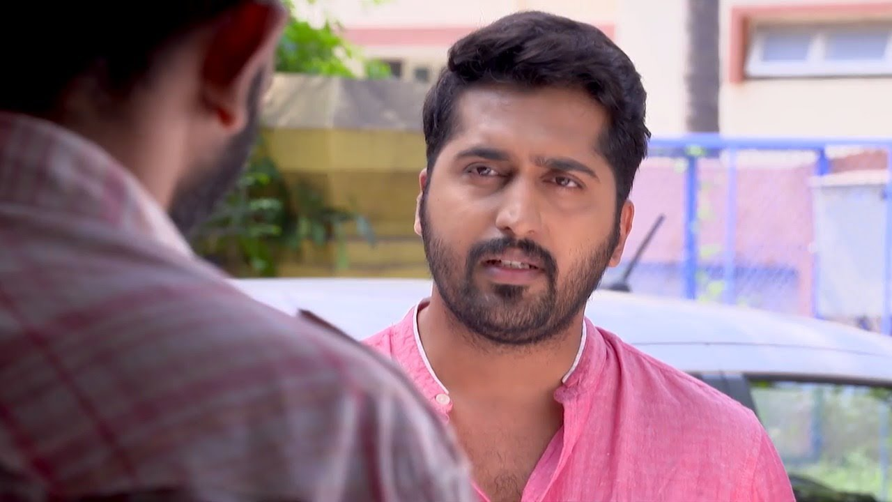 Sthreepadham | Suraj and Venu face to face ! | Mazhavil Manorama.
