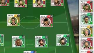 Best team of dream league soccer