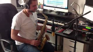 Avicii - Hey Brother sax version by Ben Rodenburg