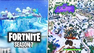 OFFICIAL FORTNITE SEASON 7 STORYLINE! FORTNITE SEASON 7 'SNOWSTORM EVENT'! (SEASON 7 STORYLINE)
