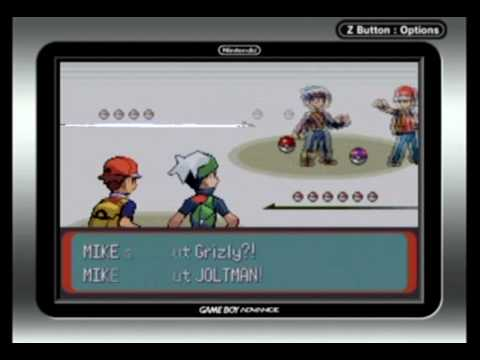 Pokémon Emerald Link Multi Battle 01 - Part 1