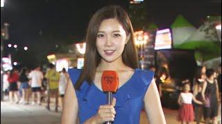 [날씨] 주말 더 덥다 '서울 36도'…태풍 '암필'은 중국행 / 연합뉴스TV (YonhapnewsTV)