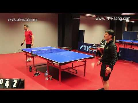 141.TT-Rating Turnuvası - Masa Tenisi
