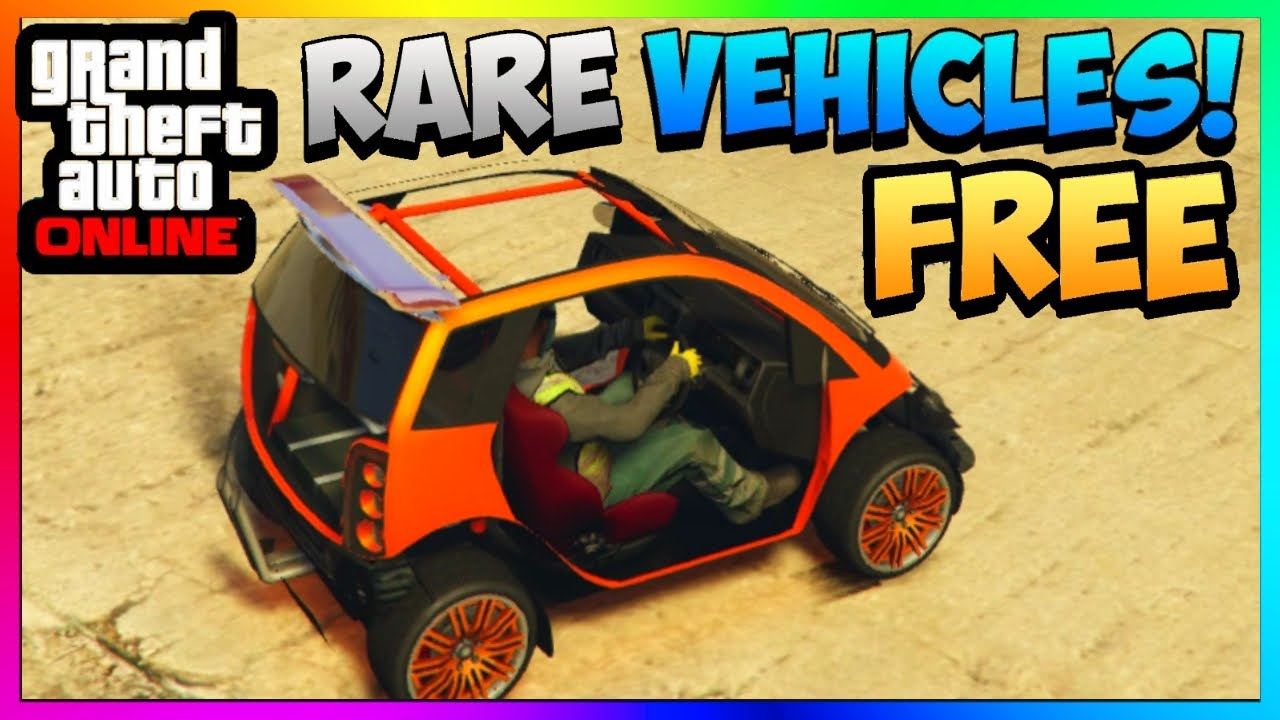 Gta 5 Online Store Rare Cars For Free New Modded Naked Panto