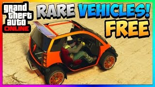 """GTA 5 Online: STORE RARE CARS FOR FREE! - NEW Modded """"Naked"""" Panto Glitch! PS3/PS4/Xbox/PC 1.37/1.27"""