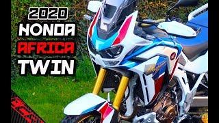 2020 Honda Africa Twin 1100 | The Ultimate Adventure?