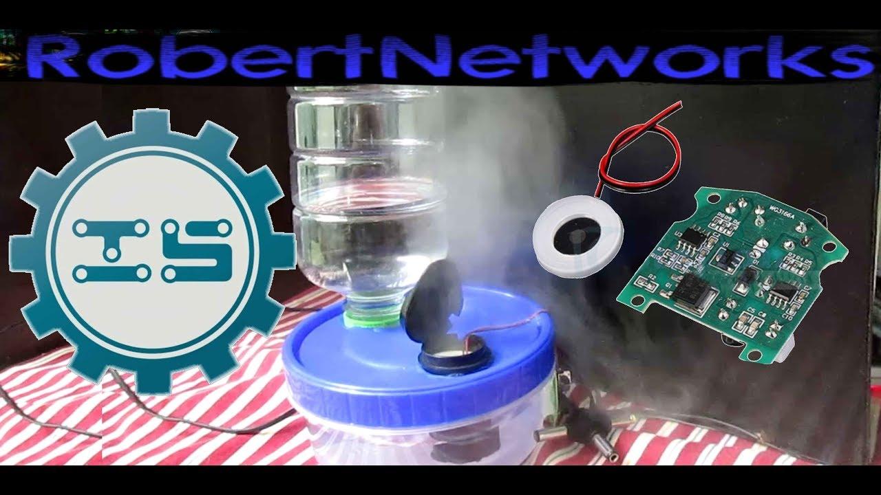 20mm 113KHz Ultrasonic Mist Maker Fogger Atomizer Ceramic Discs with