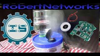ICStation Ultrasonic Mist Maker Fogger Review - RobertNetworks