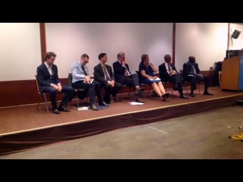 Part 5 - UN EMG Nexus Dialogue 14/07/2017