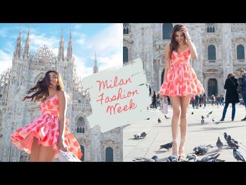 Luxury Shopping In Milan + Fashion Week