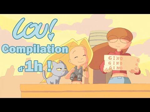 LOU! Compilation d'1h - Episode 5 à 8 !! HD