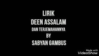 Video Suara Merdu DEEN ASSALAM -NISSA SYAHBAN download MP3, 3GP, MP4, WEBM, AVI, FLV Juli 2018