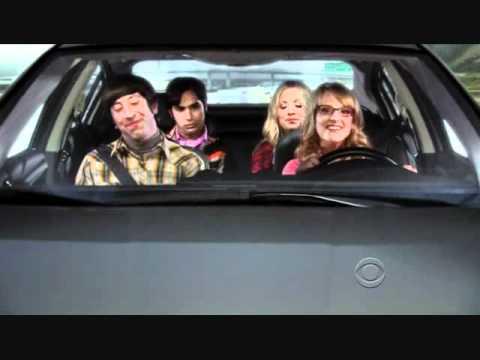 The Big Bang Theory - Howard and Bernadette singing I Got You Babe