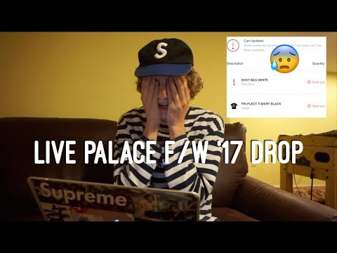 Live Palace Drop + Tips On Copping Palace Online
