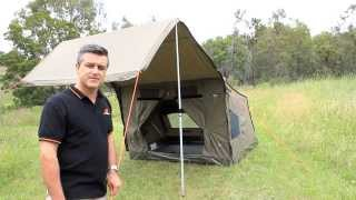 The Oztent RV1 and Who It's Best Suited To