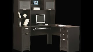 Review On The Magellen Desk With Hutch