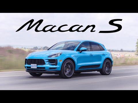 2020 Porsche Macan S Review - The Sweet Spot
