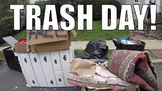 GARBAGE PICKING LIVE - BEST DAY OF PICKING YET!
