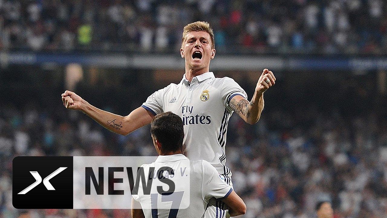 Mega Vertrag Bei Real Toni Kroos Neuer Kohle King Real Madrid