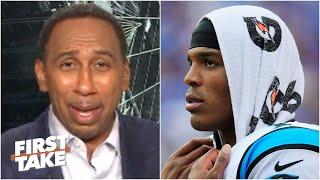 First Take debates if Cam Newton will be the Patriots' starting QB Week 1