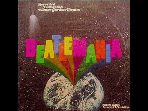 BEATLEMANIA: Original Cast Disc 1 Full Album   1978