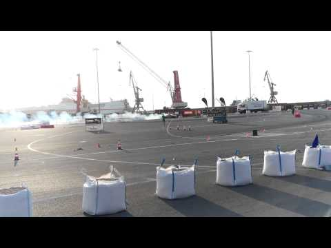 Xantzaras drift team Heraklio Port 2015