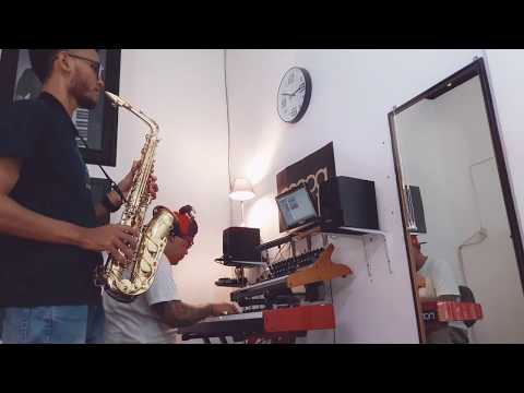 Still in love - brian mcknight (cover saxophone)