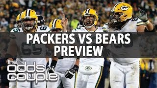 NFL Picks | Odds Couple | Green Bay Packers vs Chicago Bears