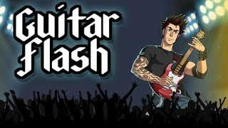 Guitar Hero x Guitar Flash - 'Rosque' no Brasil.
