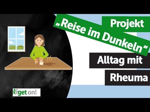 Journey in the dark - get on! Deutsche Rheuma-Liga Bundesverband e.V.
