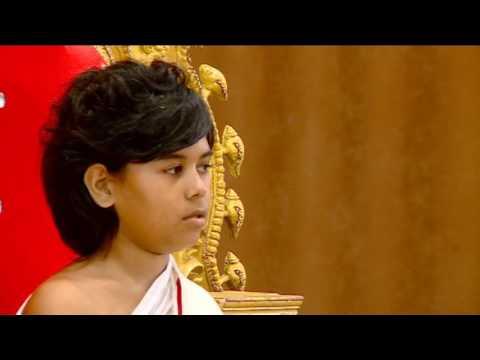 1st Baal Muni Shatavdhan of 21st Century 22 June 2014 Bal Muni