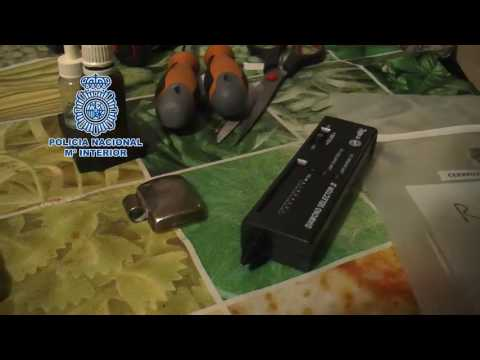 Operación Aikon II de la Policía Nacional