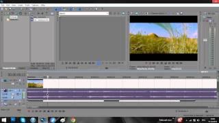 [Sony Vegas Pro 11] Видео урок.