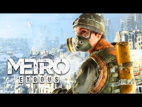 Metro Exodus - Uncovered Gameplay Trailer