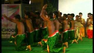 vande mataram annual day performance