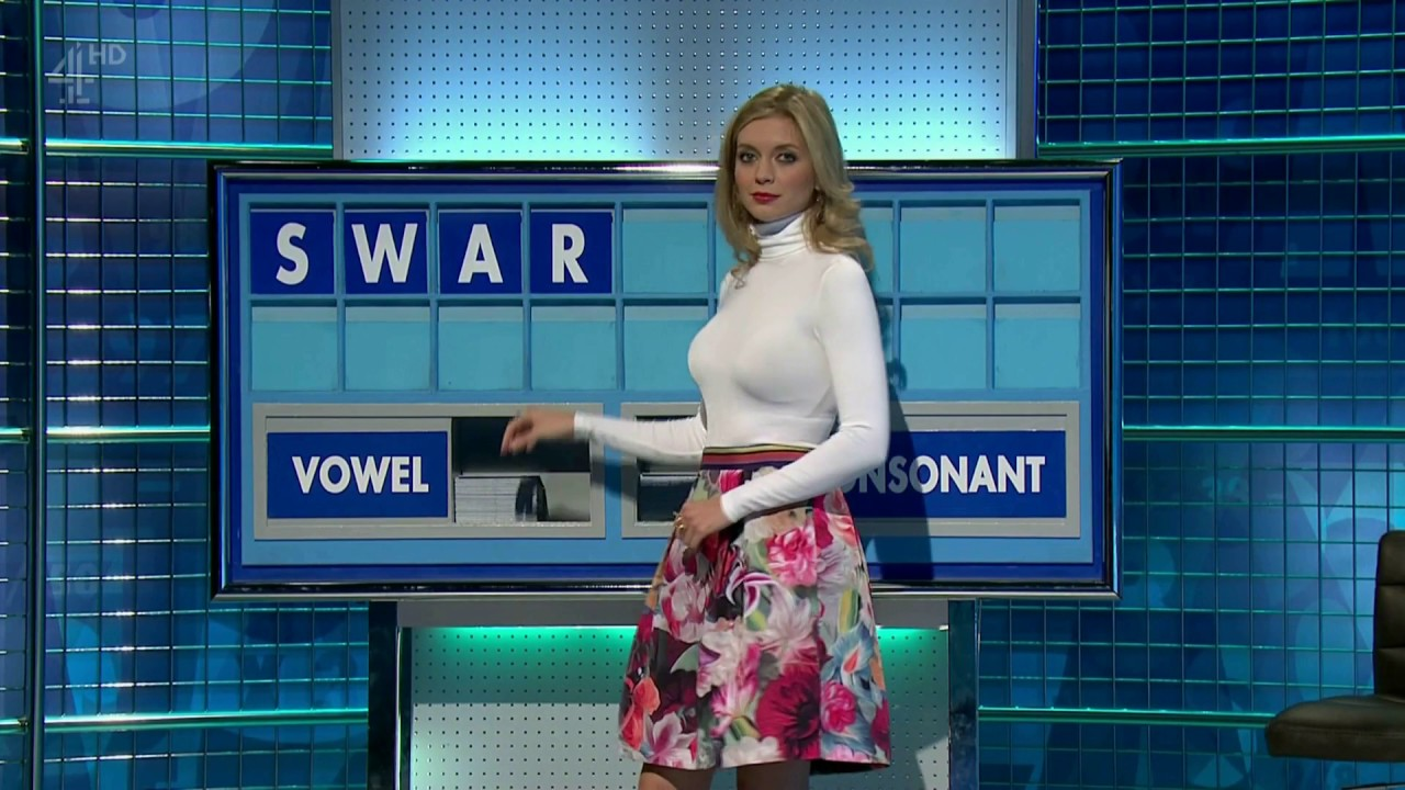 Download Rachel Riley floral knee length flared skirt with tight polo neck top