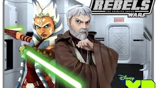 Star Wars Rebels Trailers and behind the scenes Part 1 of 3