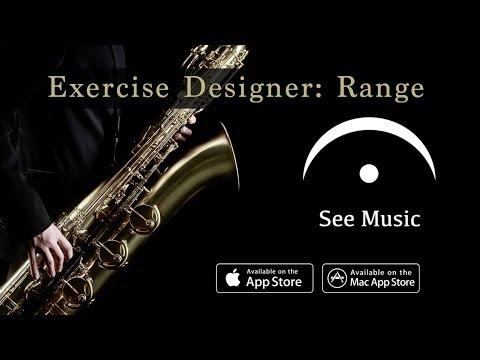 Best Sight-Reading App: See Music Pro. Part 2: Range