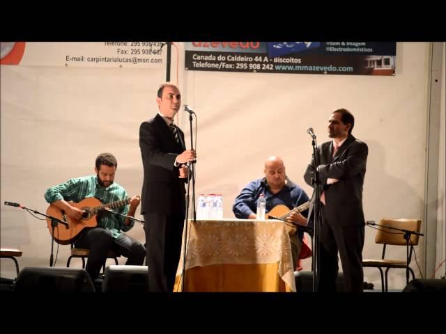 Cantoria - Festas de São Pedro Biscoitos - Bruno Oliveira e José Eliseu 07.07.2015