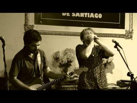 """Gonzalo Araya & Tomás Gumucio - """"Blues Boogie """" - Club De Jazz De Santiago"""
